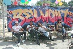 Belmont Activism