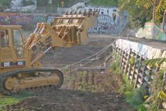 Belmont Demolition